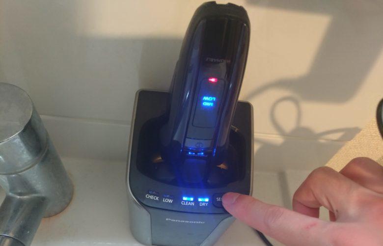 ES-CLV7C 全自動充電洗浄台