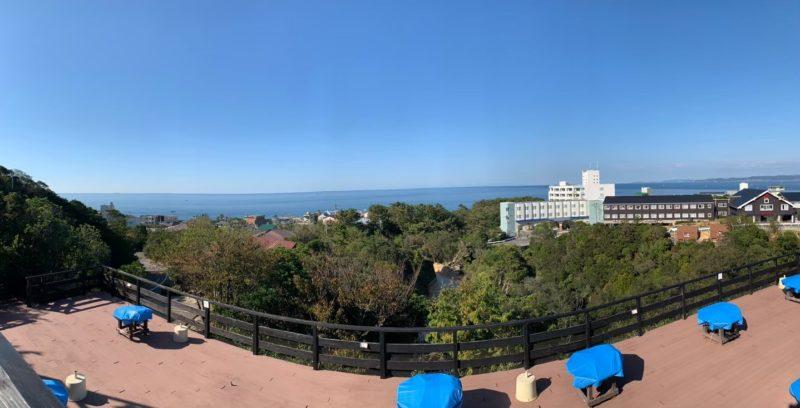 グランパスinn白浜 バーベキューエリア