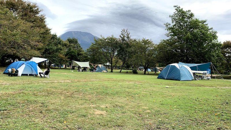 グリーンパーク山東 フリーサイトの写真