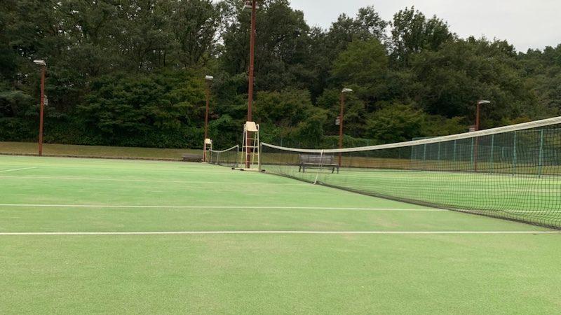 グリーンパーク山東 テニスコート